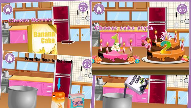 Cake Maker poster