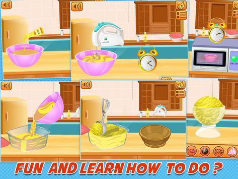 Ice Cream Shop: Cooking Game screenshot 12