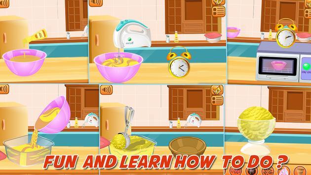 Ice Cream Shop: Cooking Game screenshot 2