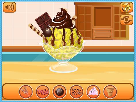 Ice Cream Shop: Cooking Game screenshot 8