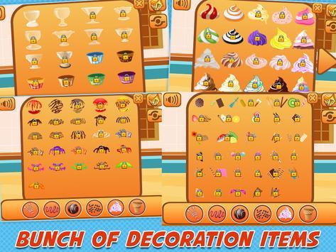 Ice Cream Shop: Cooking Game screenshot 9