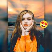 Photo Editor & Collage Maker - Effects,Square Art أيقونة