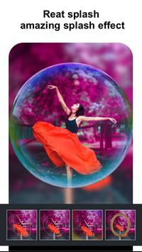 Photo Editor & Collage Maker - Effects,Square Art تصوير الشاشة 5