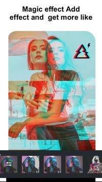 Photo Editor & Collage Maker - Effects,Square Art تصوير الشاشة 7