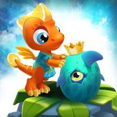 ikon Tiny Dragons