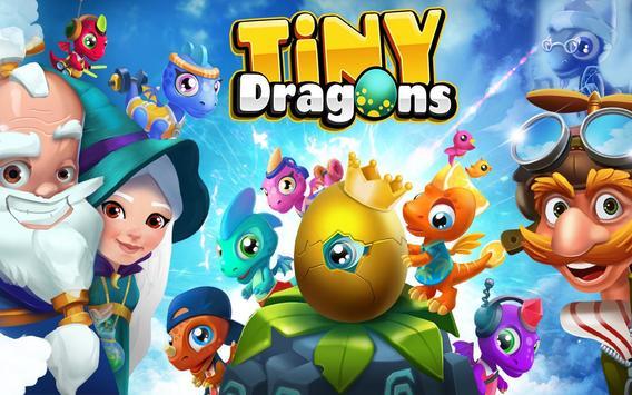 Tiny Dragons screenshot 4