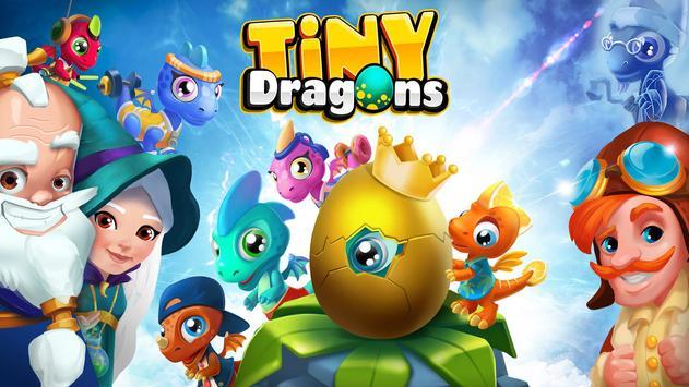 Tiny Dragons captura de pantalla 13