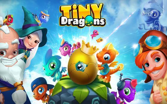 Tiny Dragons captura de pantalla 6