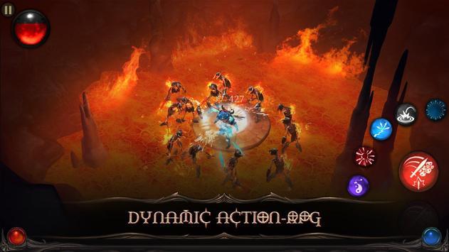 Blade Bound: Hack and Slash of Darkness Action RPG screenshot 7