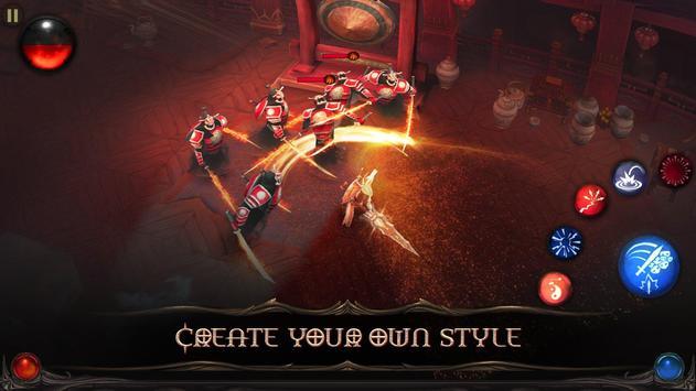 Blade Bound: Hack and Slash of Darkness Action RPG screenshot 8
