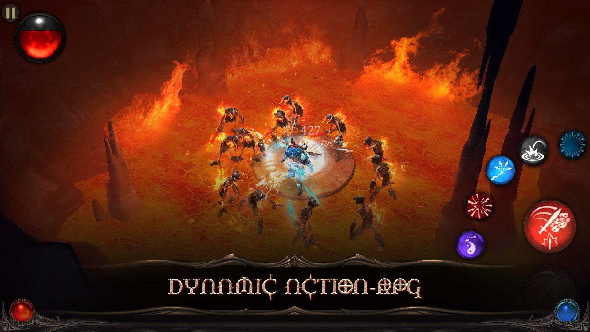 Blade Bound: Hack and Slash of Darkness Action RPG for