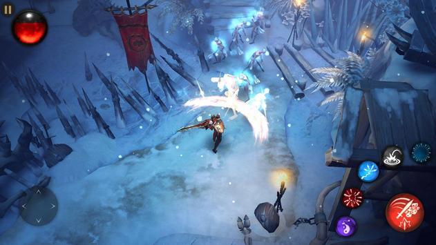 Blade Bound: Hack and Slash of Darkness Action RPG imagem de tela 7