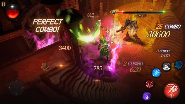 Blade Bound: Hack and Slash of Darkness Action RPG imagem de tela 6
