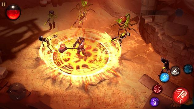 Blade Bound: Darkness Hack'n'Slash РПГ Action RPG скриншот 11