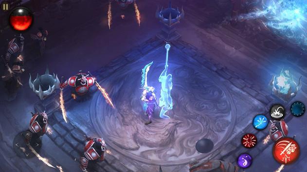 Blade Bound: Darkness Hack'n'Slash РПГ Action RPG скриншот 20
