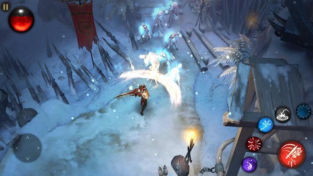 Blade Bound: Darkness Hack'n'Slash РПГ Action RPG скриншот 5