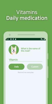 Pill Reminder Max - nutrition management & Tracker screenshot 3