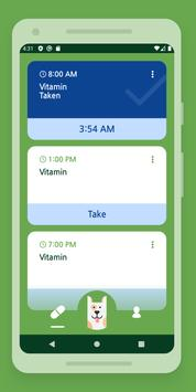 Pill Reminder Max - nutrition management & Tracker poster