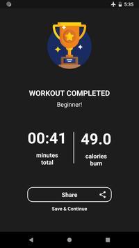 Butt and Abs Workout Screenshot 6