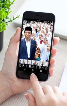 Jokowi Photo Editor Selfie 2019 poster