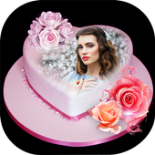 Cake Photo Frames for Pictures - PhotoEditor icon