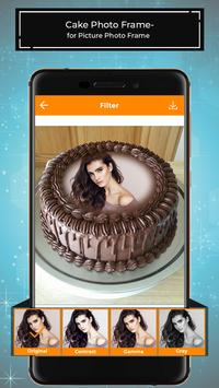 Cake Photo Frames for Pictures - PhotoEditor screenshot 2