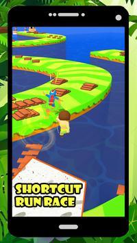 Shortcut Run Race 3D screenshot 3