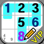 Icona Sudoku Deluxe VIP