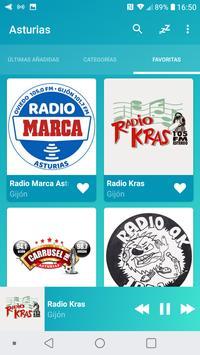 Radio Asturias Online screenshot 4