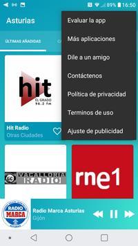 Radio Asturias Online screenshot 5
