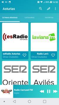 Radio Asturias Online screenshot 6
