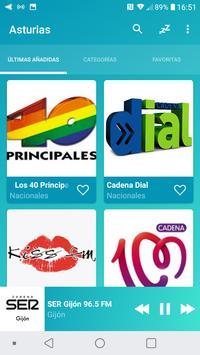 Radio Asturias Online screenshot 7