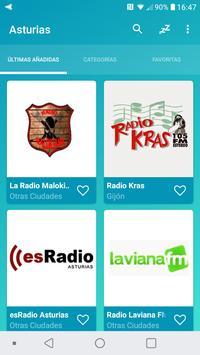 Radio Asturias Online poster