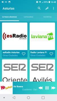 Radio Asturias Online screenshot 1