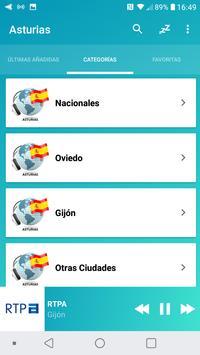 Radio Asturias Online screenshot 3