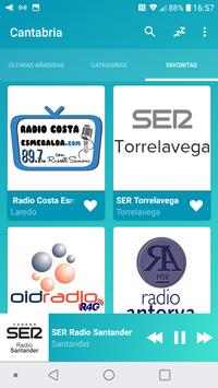 Radio Cantabria Online screenshot 4