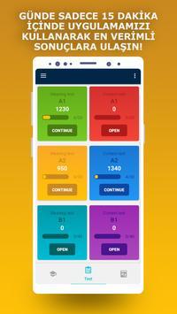 Learn English 3000. Kelime Hazine Oluşturucusu Ekran Görüntüsü 5