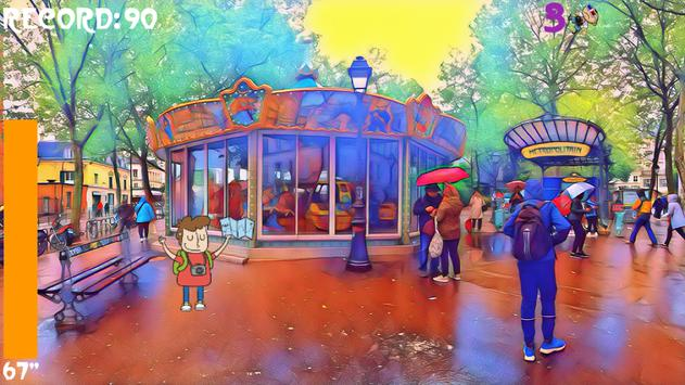 Aurevoir les Touristes स्क्रीनशॉट 4