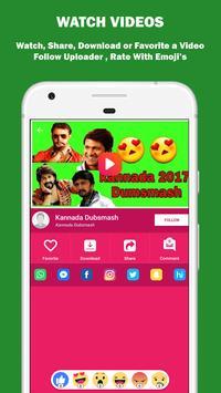 Kannada Dubsmash screenshot 1