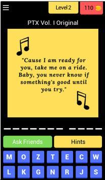 Guess the Pentatonix Song screenshot 2