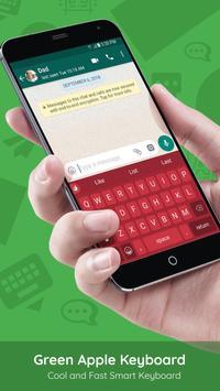Green Apple Keyboard screenshot 4