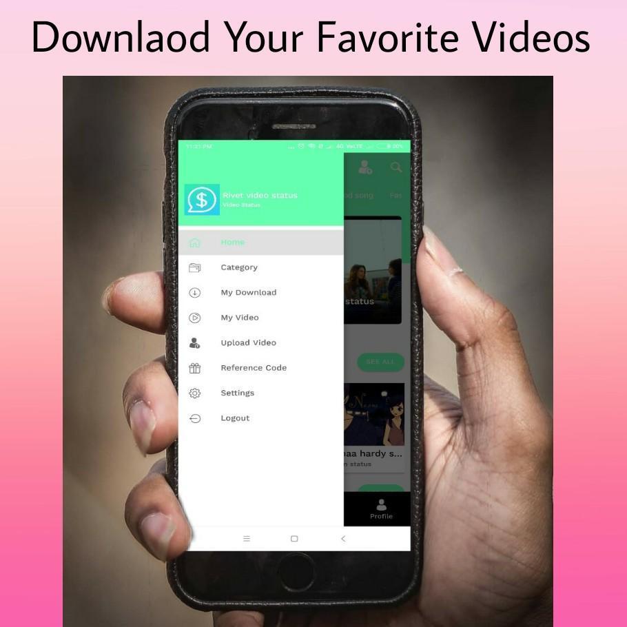 Rivet Video Status Whatsapp Status For Android Apk Download