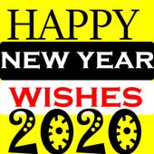 Happy New Year 2020 Shayari and Wishes-icoon