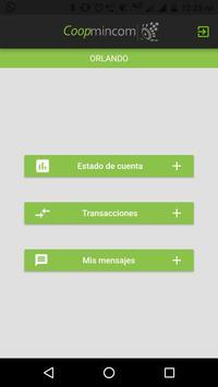 COOPMINCOM Coop. del Sector de las Comunicaciones screenshot 1