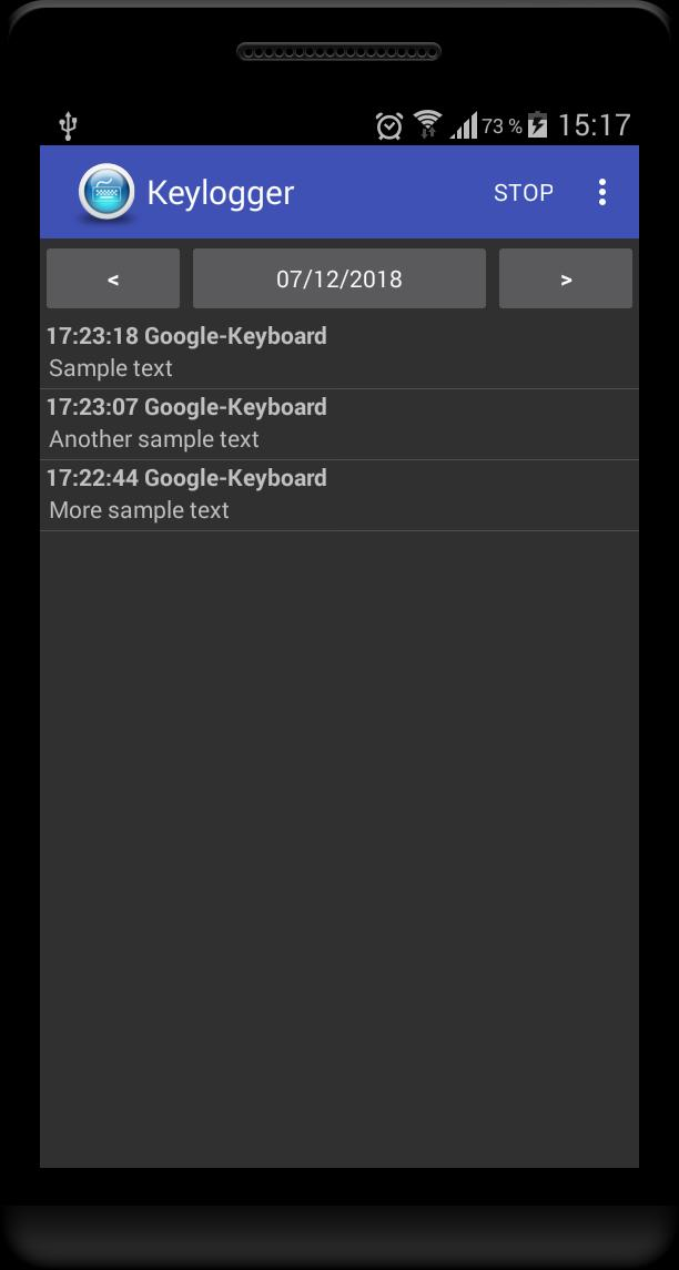 Keylogger for Android - APK Download