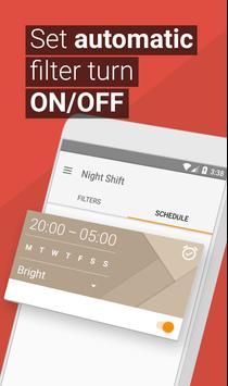 Blue Light Filter & Night Mode - Night Shift screenshot 3