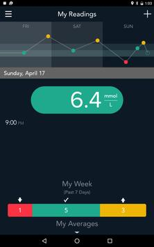CONTOUR DIABETES app (CA) screenshot 1