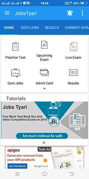 Jobs Tyari screenshot 3