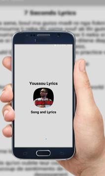 Youssou N'Dour Lyrics & Song Free poster