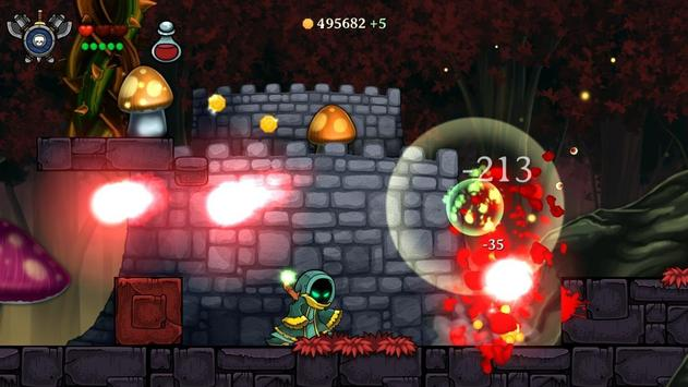 Magic Rampage capture d'écran 3